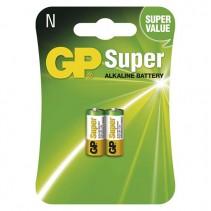 GP - Alkalická speciální baterie GP 910A (LR1) 1,5V 2ks