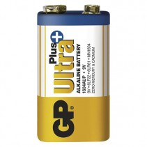 GP BATTERIES - Alkalická baterie GP Ultra Plus 6LF22 (9V) 1ks