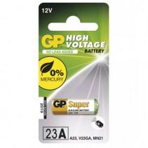 GP BATTERIES - Alkalická speciální baterie GP 23AF (MN21, V23GA) 12V
