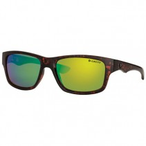 GREYS - Polarizační brýle G4 Sunglasses Gloss Tortoise / Green Mirror