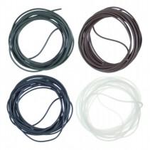 GARDNER - Hadičky úzké Covert XT Silicone Tubing 0,5mm/2m