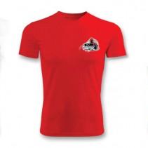 HELL-CAT - Tričko PROFI červené