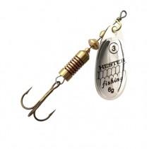 HESTER FISHING - Rotační třpytka Ospray Silver