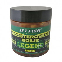 JET FISH - Boosterované boilie Legend Range 120g 20mm