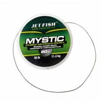 JET FISH - Splétaná šňůrka Mystic 25lb 20m