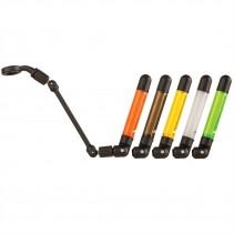 JRC - Indikátor Kurve Slim Indicator Black Neon