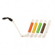 JRC - Indikátor Kurve Slim Indicator White Neon