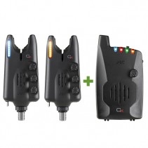 JRC - Sada signalizátorů s příposlechem Radar CX Alarm a Receiver Set 2+1