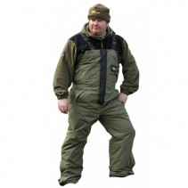 30PLUS - Kalhoty Snugz Specimen Salopettes