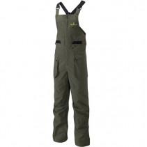 WYCHWOOD - Kalhoty Bib and Brace zelené