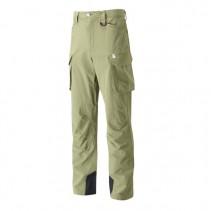 WYCHWOOD - Kalhoty Cargo Pant zelené