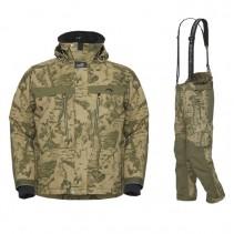 GEOFF ANDERSON - Komplet bunda DOZER 5 + Kalhoty URUS 5 - maskáč