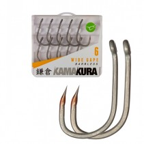 KORDA - Háčky Kamakura Wide Gape Barbless 10ks