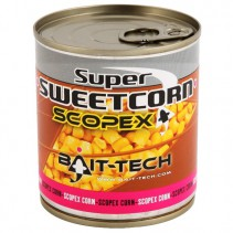 BAIT-TECH - Super Sweetcorn Scopex 300g