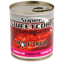 BAIT-TECH - Super Sweetcorn Strawberry 300g
