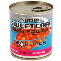 BAIT-TECH - Super Sweetcorn Tutti Frutti 300g