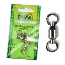 MILFA - Obratlík Cat Ball Bearing Awivel
