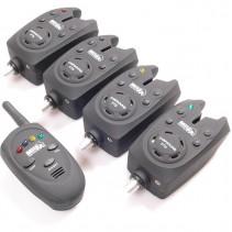 MILFA - Signalizátory s příposlechem Carpsound VTS