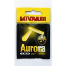 MIVARDI - Chemická světýlka Aurora 2ks
