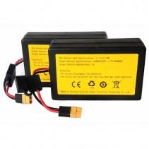 MIVARDI - Náhradní baterie pro zavážecí lodičku Carp Scout LI - Li-ion 20Ah (set)