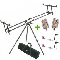 MIVARDI - Tripod Premium + 2 x Sounder Easy a 2 x Swingarm ZDARMA!