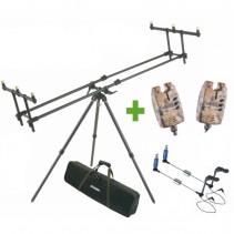 MIVARDI - Tripod Premium + 2 x Sounder Easy a 2 x Swingarm Easy ZDARMA!