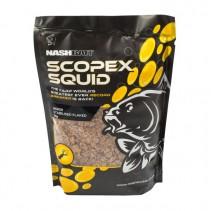 NASH - Krájené boilie Scopex Squid Stabilised Flake