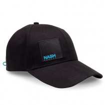 NASH - Kšiltovka Baseball Cap Black