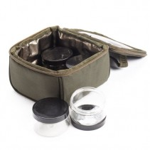 NASH - Pouzdro Hookbait Pouch Four Pot