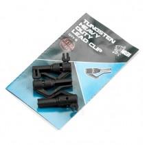 NASH - Závěsky Tungsten Heavy Duty Lead Clip 8ks