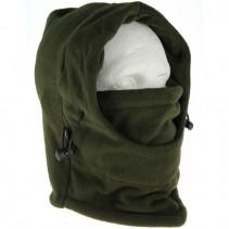 NGT - Chránič obličeje Face Guard Green