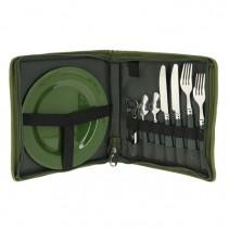 NGT - Jídelní Sada Day Cutlery PLUS Set Camo