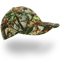 NGT - Kšiltovka Camo Cap Led Lights