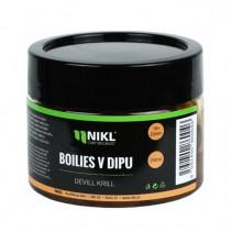 NIKL - Boilies v dipu 18/20mm 250g