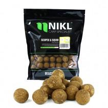 NIKL - Ready boilie Scopex & Squid