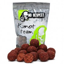 NO RESPECT - Boilies Black Fish 1kg 20mm