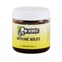 NO RESPECT - Dipované boilies Sweet Gold 150g 20mm