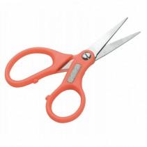 MIVARDI - Nůžky na pletenou šňůru s brouskem na háčky