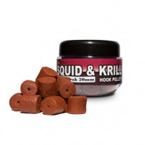 EXTRA CARP - Pelety Squid & Krill Hook Pellets  20mm/120g