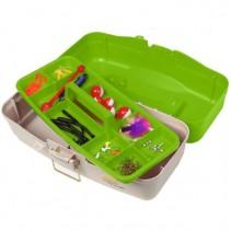 PLANO - Kufřík s výbavou Let's Fish! One-Tray Tackle Box