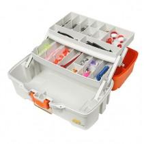 PLANO - Kufřík s výbavou Let's Fish! Two-Tray Tackle Box