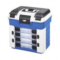 PLASTCA PANARO - Superbox 502 šedo-modrý