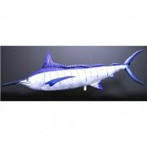 SPORTS - Polštář Blue Marlin 118cm