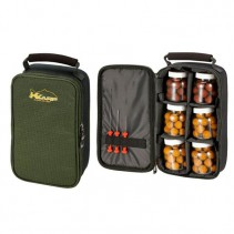 K-KARP - Pouzdro 6 Cans Bait Bag
