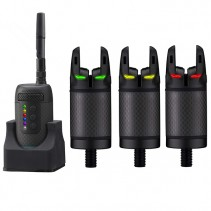 PROLOGIC - Sada signalizátorů K3 Bite Alarm Set 3+1