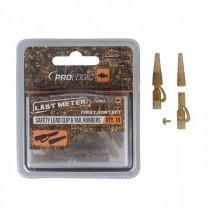 PROLOGIC - Závěsky Mimicry Safety Lead Clip & Tail Rubbers 10ks