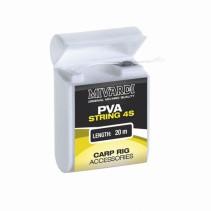 MIVARDI - PVA šňůrka v zásobníku (4 vlákna) 20m