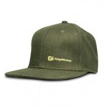 RIDGEMONKEY - Kšiltovka s rovným kšiltem APEarel Dropback Snapback