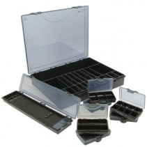 NGT - Box Deluxe Storage Box 7+1 Black