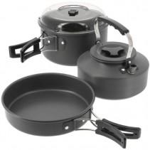 NGT - Sada Nádobí Kettle Pot & Pan Set 3 díly